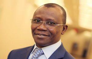 Sani Yaya, Ministre togolais de l'Economie et des Finances