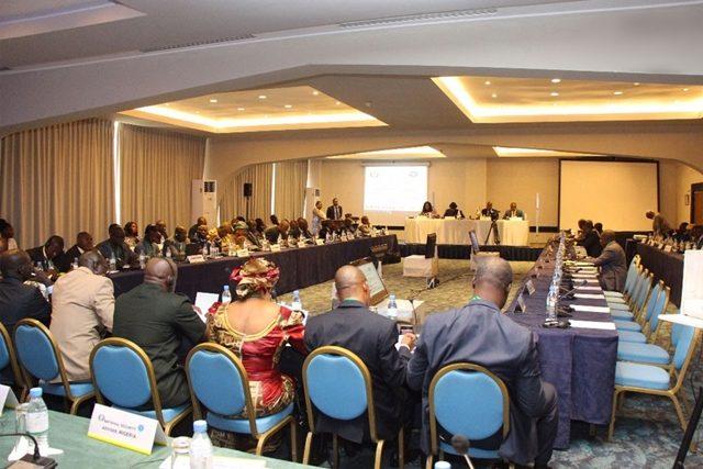 Réunion des experts à Lomé