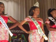 La miss régionale Kara et ses dauphines