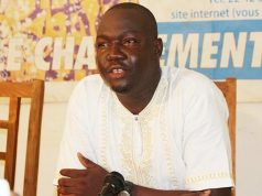 Gerry TAAMA, Président national du NET