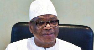 Ibrahim Boubacar Keita, Président réélu du Mali