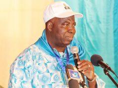 Charles Kondi Agba