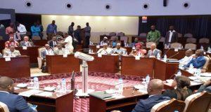 Réunion entre le Comité de Suivi et les acteurs politique