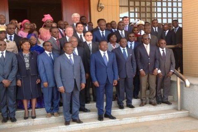 Faure Gnassingbé a présidé aux travaux de haut conseil de la mer