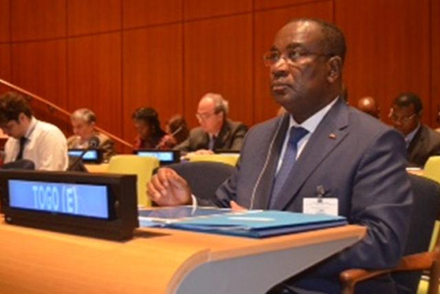 Premier ministre Komi Selom Klassou