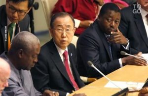 Faure Gnassingbé l'invité d'honneur (FAO)