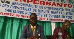Syndicat du personnel de la santé du Togo