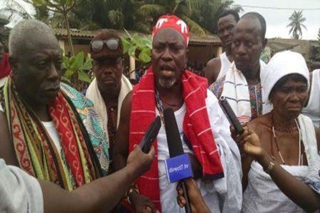 Union des cultes traditionnels du Togo