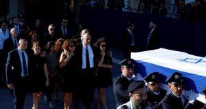 Hommage national au Président Shimon Pères