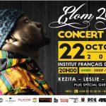 Le rappeur togolais Elom 20ce