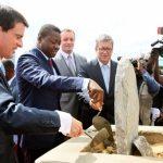 Manuel Valls et Faure Gnassingbé donnent le ton des travaux
