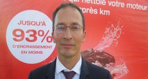 Adrien BECHONNET, le Directeur général de la société Total Togo
