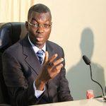 Le Ministre de la sécurité et de la protection civile, Yark Damehame