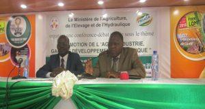Directeur de Cabinet du MAEH, Kolani Dindiogue préside la conférence-débat