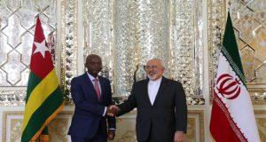 Ministre Robert DUSSEY avec son homologue Iranien, Dr Mohammad Javad ZARIF