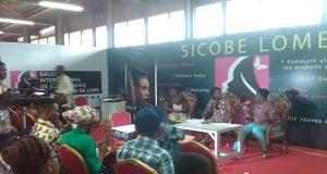 Le SICOBE : l' « espace beauté » de la 13ème foire Togo 2000