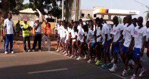 Du sport à la 13ème foire internationale de Lomé