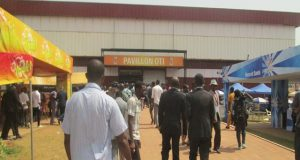 Image de la 13ème foire internationale de Lomé