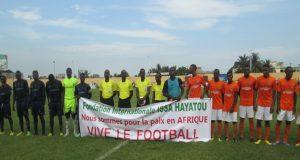 Démarrage d'un tournoi international U-17 à Lomé