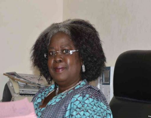 Directrice de la nationalité : Mme Kobauyah Tchamdja-Kpatcha