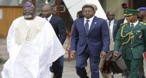 Faure Gnassingbé à Abuja