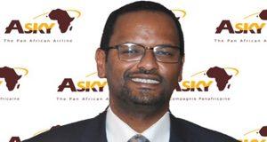 Directeur général d'Asky, Henok Teferra