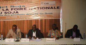 Lancement de la Foire nationale du Soja