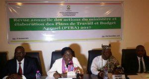 Résultats de la 6ème revue annuelle du ministre du Développement à la base