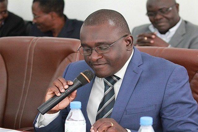 Directeur général du Fonds, Yves GNABA