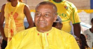 Président national de l'Union des Forces du Changement, Gilchrist Olympio