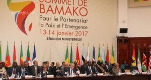 27ème Sommet Afrique-France à Bamako