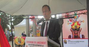 Adrien Béchonnet, Directeur général de Total-Togo