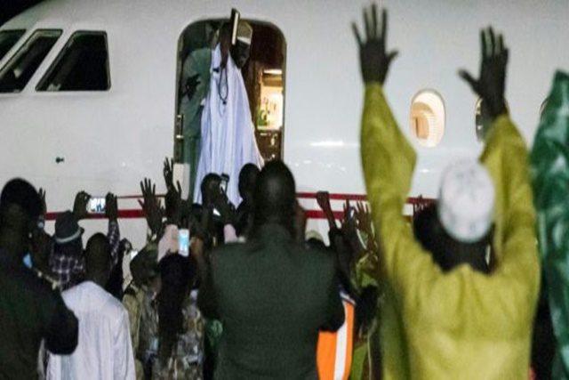 Yahya Jammeh quitte le pouvoir et s'exile en Guinée Equatoriale