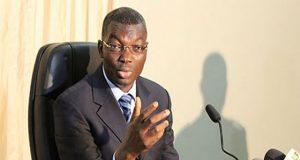 Yark Damehame, ministre de la sécurité et de la protection civile