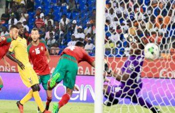 Match Togo - Maroc