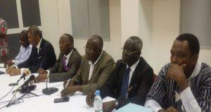 Une nouvelle coalition composée de six partis politiques de l'opposition