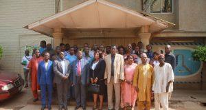 Les acteurs impliqués dans cette filière en conclave à Kpalimé