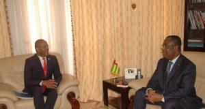 Dr Christian MOUALA en entretien avec premier ministre