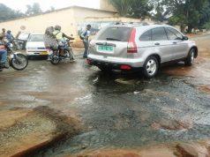 Lomé : Carrefour Tokoin-Séminaire