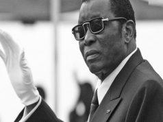 Feu Président Gnassingbé Eyadema