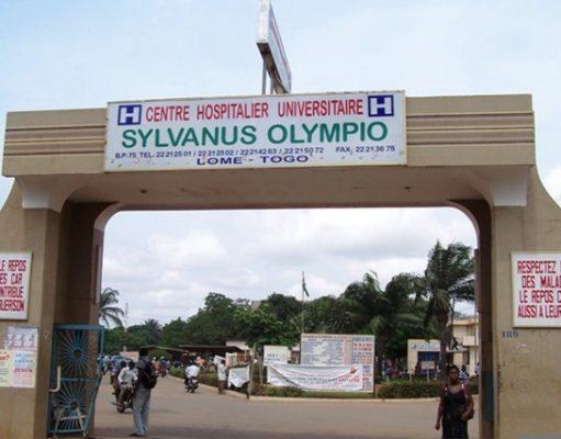 CHU Sylvanus Olympio