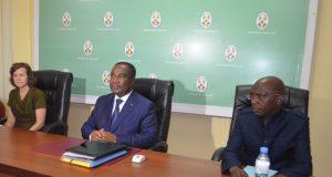 Une délégation du MCC chez le Premier ministre
