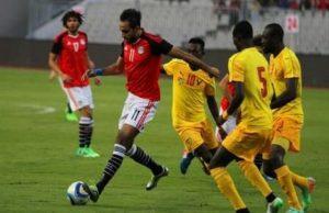 Rencontre amicale, Togo & Egypte