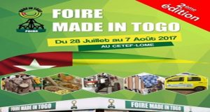 """Foire """"Made in Togo"""""""