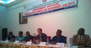 Lancement officiel du premier recensement général des entreprises au Togo