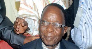 Le Président de l'Assemblée nationale guinéenne, Korry Kondiano