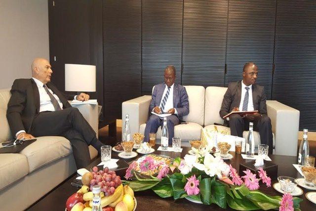 Le ministre Ouro-Koura AGADAZI au Maroc pour 12ème anniversaire de l'INDH