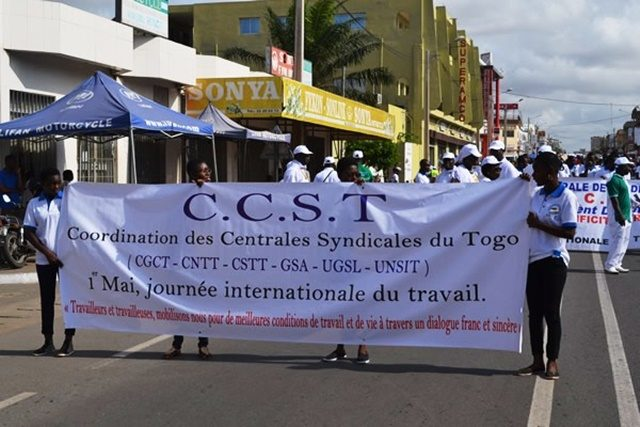 Fête du 1er Mai : la CCST toujours en revendication