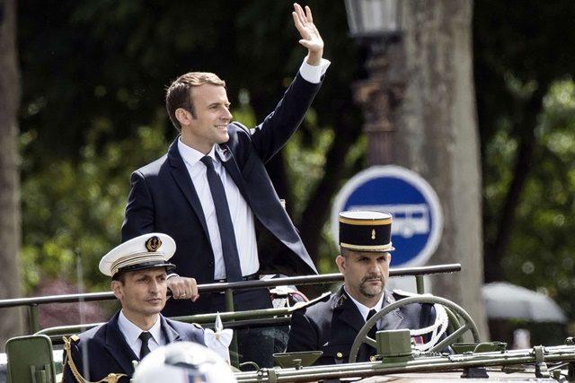 Emmanuel MACRON, Président de la République française
