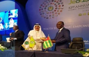 La signature de l'accord de financement a été effectuée par le Ministre Sani YAYA